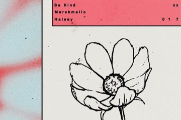 Be Kind Halsey Marshmello