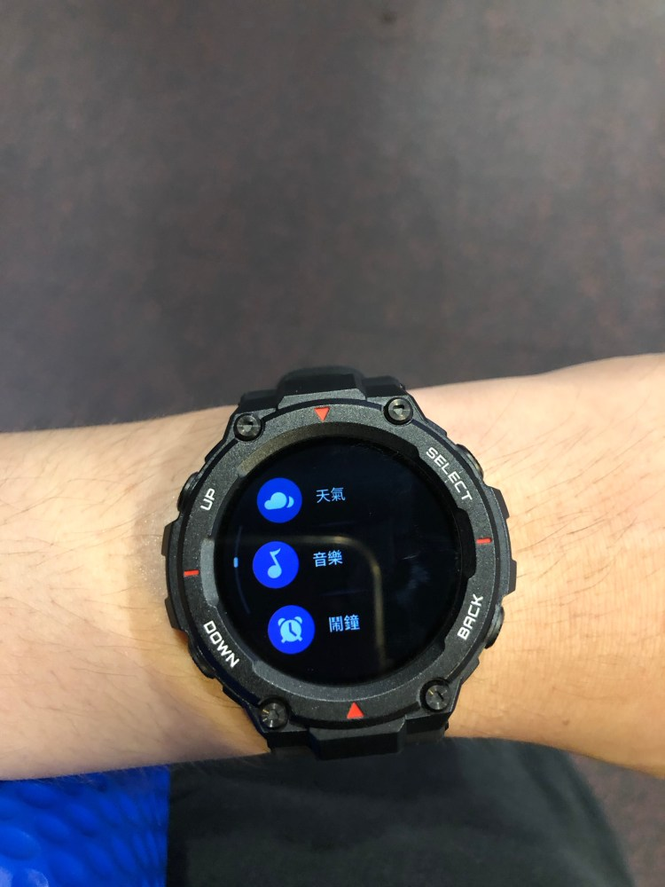 Amazfit T-Rex 超高性能、性價比智慧型手錶開箱!2020 就是它了 20