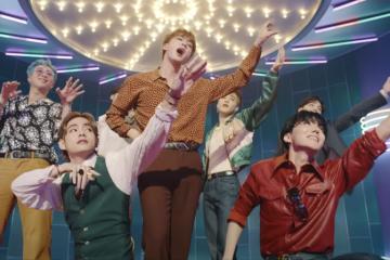 BTS - Dynamite 歌詞解析及背後故事