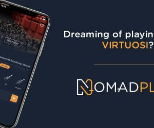NomadPlay 與全球頂尖古典音樂家一同排練,無時無刻甚麼樂器合奏都有趣
