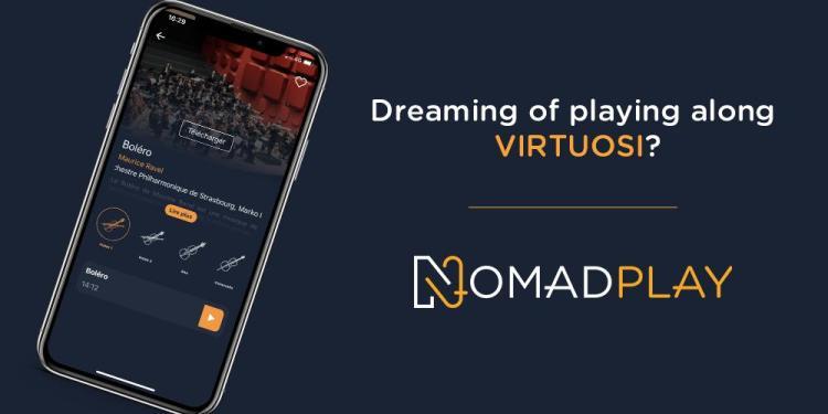 NomadPlay 與全球頂尖古典音樂家一同排練,無時無刻甚麼樂器合奏都有趣 3