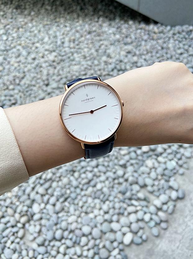 Nordgreen Native 手錶開箱,一起來買錶投身公益吧! 6