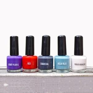 Nail Polish – various colours