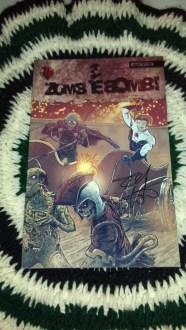Rare, Hard to Find: ZOMBIEBOMB vol 6