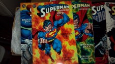 set Superman Doomsday Hunter Prey