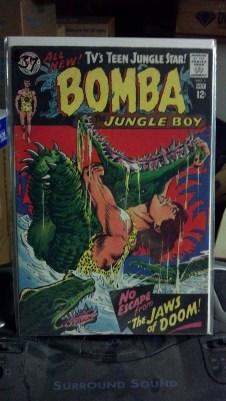 Bomba The Jungle Boy #1