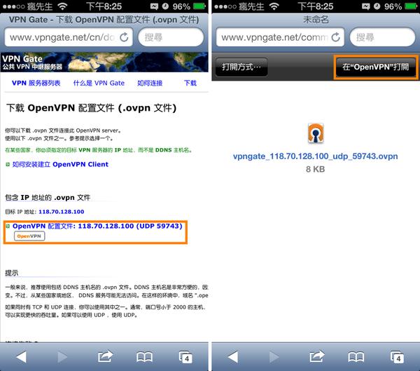 [iOS/iPhone]掛國VPN很簡單!透過OpenVPN+VPN Gate來讓iPhone、iPad輕鬆跨各國VPN。OpenVPN閃退解決辦法 - 瘋先生