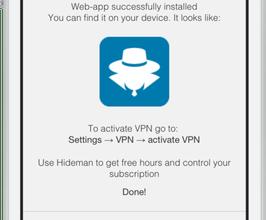 [iOS/Android]Hideman 免費VPN讓你跨土耳其、美國、新加坡等國
