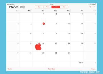 傳蘋果將於10月22日發表新一代OSX與iPad5、iPad mini2