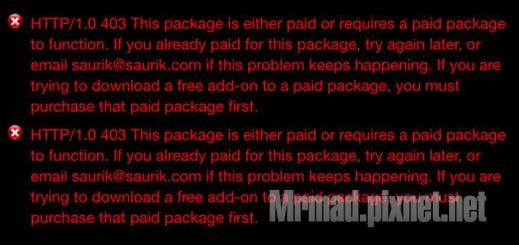 [Q&A]Cydia for iOS7~iOS13 內各種紅字、黃字常見錯誤解決方法全收錄 - 瘋先生