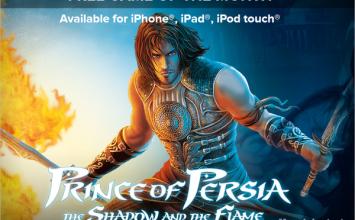 [限時免費]趕緊來搶iOS大作「波斯王子:影子與火焰」免費下載代碼