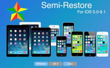 [Cydia for iOS5~iOS9.1] iOS JB玩家有福了!避免JB後要重刷救星SemiRestore降臨