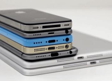 真實iPhone6測試機到底有多大?依各家旗艦機種來做比較