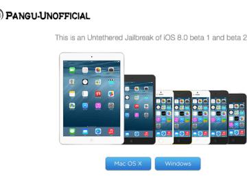 Geeksn0w也想來湊一腳!將推出第一個iOS8 beta版完美越獄