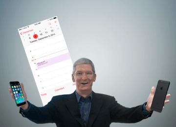 又一個謠言?!蘋果將在9月9日發表iPhone6發表會?