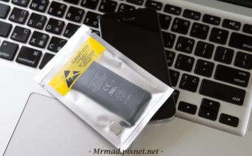 [iPhone維修]自己也可以輕鬆更換iPhone4s電池