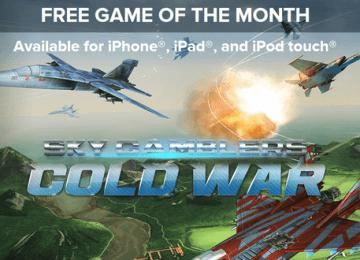 [限時免費]趕緊來搶iOS空戰遊戲「Sky Gamblers:Cold War制空霸權:冷戰 」iGN免費下載代碼
