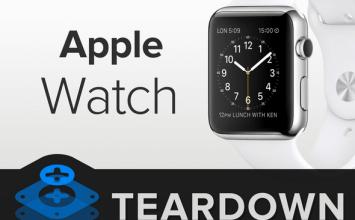 全球第一快拆解iFixit公司宣布Apple Watch被拆解了!