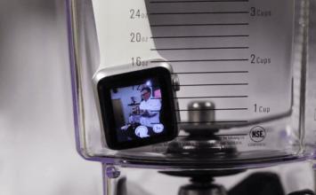果汁機大叔對Apple Watch下手了!