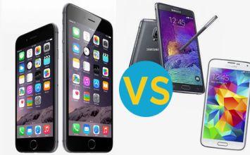 Samsung Note 5 依舊不是Apple iPhone6 對手!運行速度依舊再次被玩爆