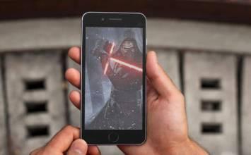 [桌布分享]免費下載本週iPhone最熱門《星際大戰7:原力覺醒》桌布