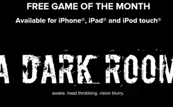[iPhone/iPad限時免費]iGN免費下載代碼:黑暗純文字冒險遊戲「A Dark Room」
