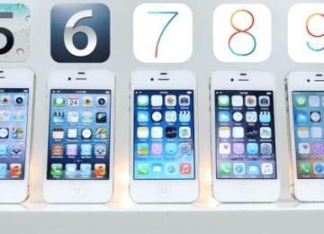 解密iPhone4s在iOS5~iOS9系統運行上最順暢?這篇文章告訴你答案