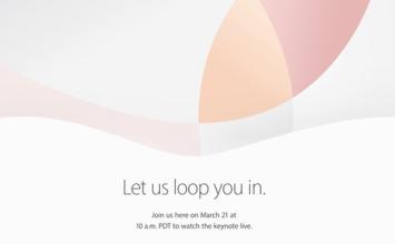 [Apple]蘋果宣佈2016春季發表會將於3月21日發表!新產品iPhone SE、iPad Pro 9.7、Apple Watch2將到來