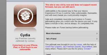 JailbreakMe-iOS9