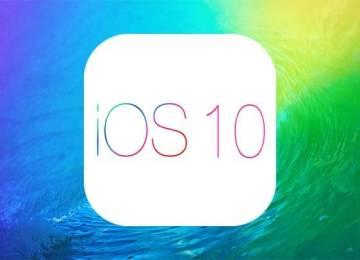 蘋果釋出iOS10 beta2!搶先帶你看看最新修正功能