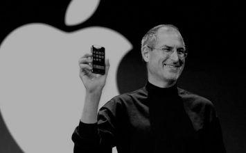 賈伯斯生前所申請的驚人專利已經通過!未來iPhone將可能會有環繞彎曲螢幕