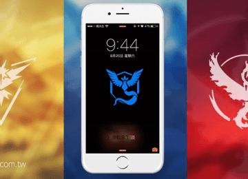 [Cydia for iOS]「PokeGo LS Gif」Pokemon Go寶可夢訓練師必備的解鎖動態畫面桌布