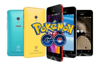 ZenFone安卓手機不能裝Pokemon Go有解了!官方釋出原廠APK