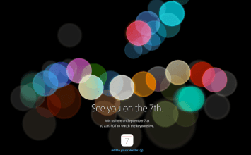 iPhone7蘋果發表會確定9月7日!Apple Watch 2和新版MacBook Pro可能亮相