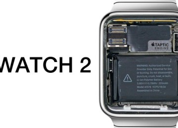 Apple Watch 2 電池容量將提升36%?可多維持幾小時續航力