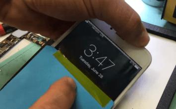 iPhone6、6 Plus爆發「觸控疾病」螢幕設計缺陷!導致會有閃爍條紋與觸控失效