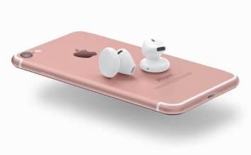 256GB iPhone 7實體包裝盒再度曝光!將內附無線AirPods耳機