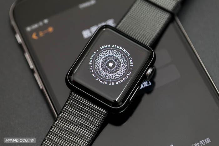 最新一代 Apple Watch Series 2 開箱與功能介紹! - 瘋先生