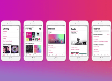 Apple 替新版 Apple Music 推出最新宣傳廣告