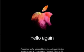 Apple 將在10月27舉辦Mac產品發表會!最新 MacBook Pro 要來了
