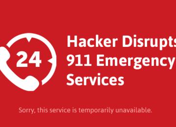 美國黑客透過iOS漏洞發起攻擊911報案系統!表示這只是開玩笑