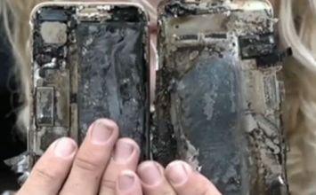 分析澳洲用戶 iPhone 7 在車內起火燃燒原因!缺少安全認知非常危險