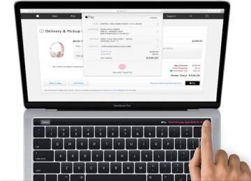 已經確定!新版 MacBook Pro 將搭載 OLED 觸控和 Touch ID
