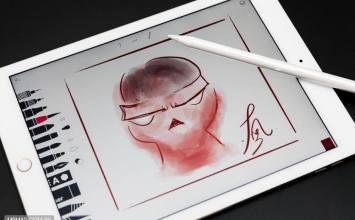 [開箱]為了繪圖和筆記而生的iPad Pro 9.7吋與Apple Pencil