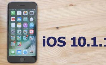 Apple 替 iOS 10.1.1 再次推出版本號 14B150 小改版更新