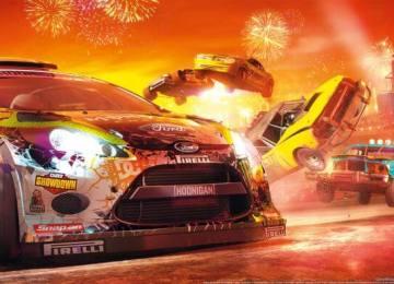 大地長征:好戲上場 DiRT Showdown正版賽車遊戲限時下載