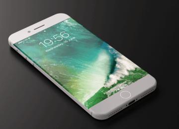 多款iPhone 8概念設計:HOME鍵內嵌螢幕與結合金屬邊框風格呈現