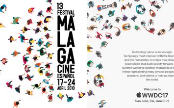 WWDC17背景插畫與西班牙電影節海報雷同?是致敬嗎?