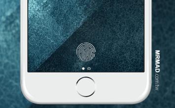 LockGlyphX 指紋辨識動畫特效也可顯示於螢幕上方