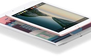 傳蘋果計畫在3月底發佈10.5吋iPad Pro